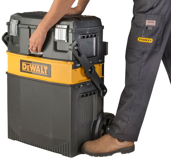 Dewalt DWST20880 Tool Storage Combo Closed