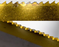 OMT Metal Blade Testing Part 7: Blade Wear and Durability