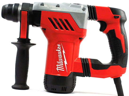 Milwaukee Corded Rotary Hammer 2014