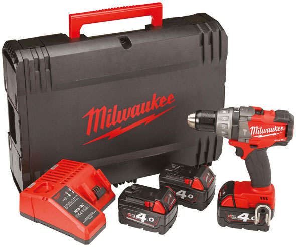 Milwaukee Cordless Dynacase Bundle
