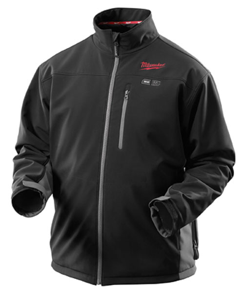 Milwaukee Heated Jacket 3rd Generation 2014