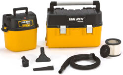 Shop-Vac Tool Mate is a Tool Box and Vacuum Combo