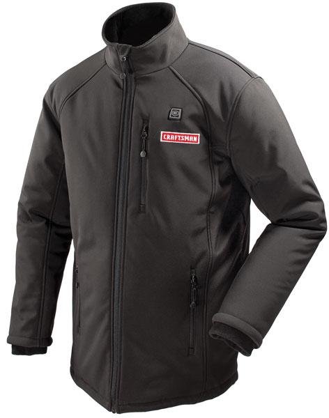 New Craftsman Heated Jacket