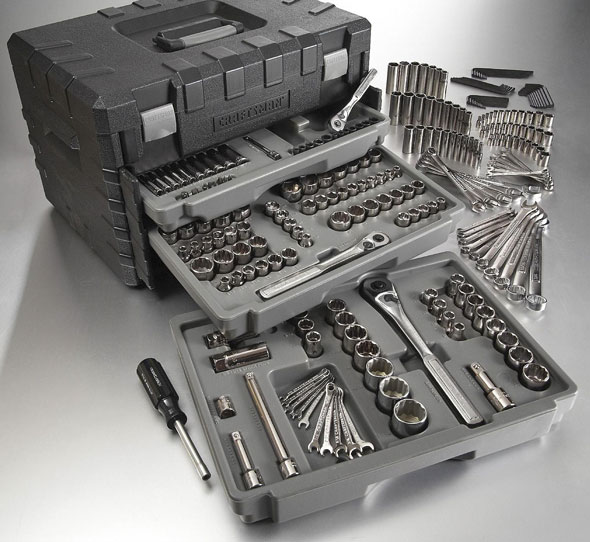 Craftsman Tool Kits Tool Set Pictures To Pin On Pinterest