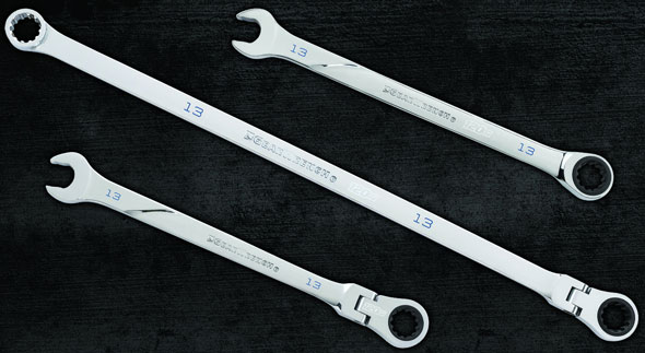 Gearwrench 120XP Ratcheting Wrenches