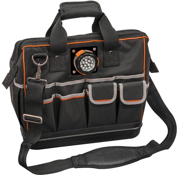 Klein 55431 Lighted Tool Bag