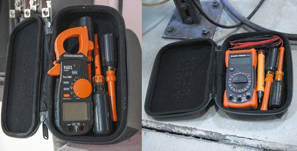 Klein Hard Cases
