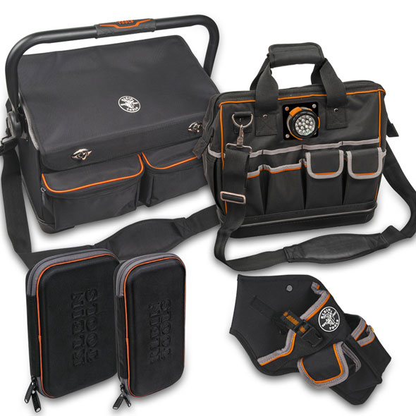 Klein Tradesman Pro Tool Bags Organizers 2014