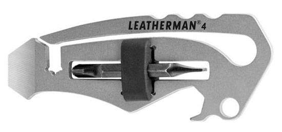 Leatherman By the Numbers 4