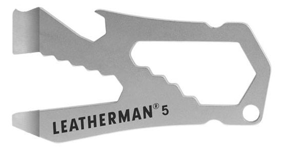 Leatherman By the Numbers 5