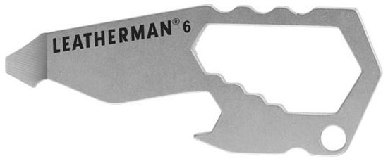 Leatherman By the Numbers 6