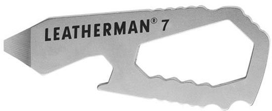 Leatherman By the Numbers 7