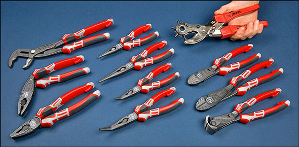 Lee Valley NWS Pliers Selection