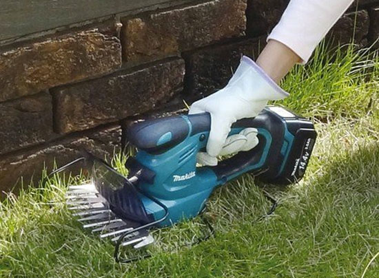 Makita 18v Cordless Grass Shear