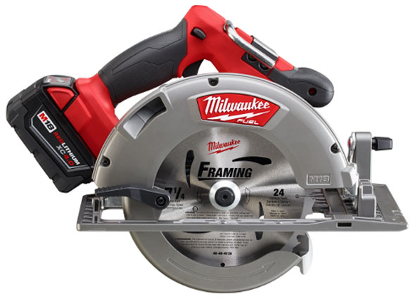 Milwaukee 2731 m18 fuel brushless circular saw with 7 14 blade milwaukee 2731 m18 fuel circular saw greentooth Image collections