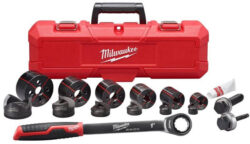 Milwaukee Manual Knockout Punch Set Now Available