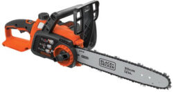 New Black & Decker Cordless Chainsaws