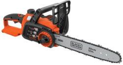 Black Decker 40V Cordless Chainsaw