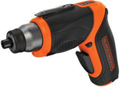 Black Decker BDCS40BI Cordless Pivoting Screwdriver