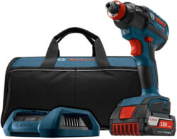 Bosch 18V Wireless Impact Giveaway, plus Bonus Sweepstakes