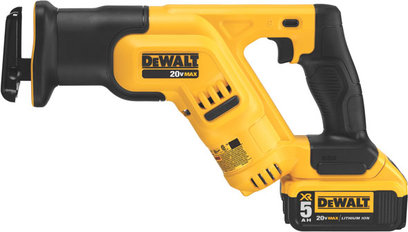 Dewalt DCS387 Reciprocating Saw