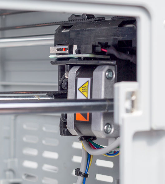 Dremel 3D Printer Axis Rail