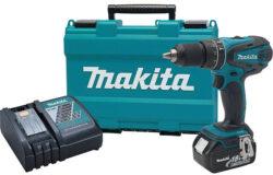 Makita 18V Hammer Drill Kit for $99