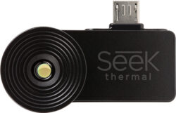 Seek Thermal, a $199 Thermal Imaging Camera for Your Phone