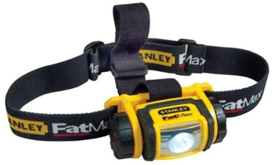 Stanley FMHT70767  LED Headlamp