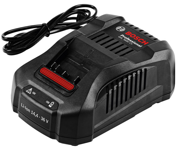 Bosch 18V Multi-Voltage Battery Charger