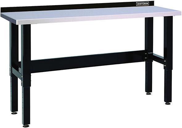 Craftsman Premium Stainless Workbench