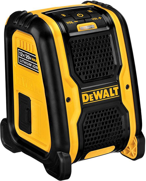 Dewalt DCR006 Cordless Bluetooth Speaker