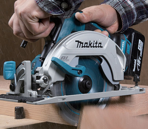 Makita 18V Brushless Circular Saw DHS680