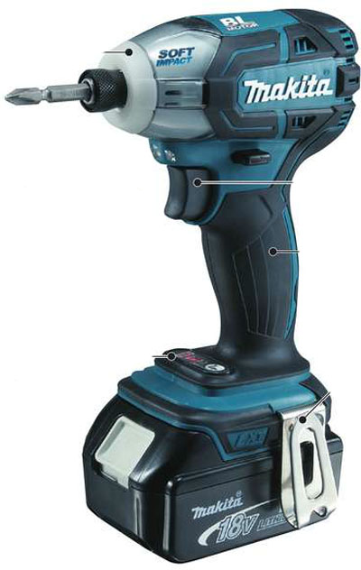 Makita 18V DTS141 Oil Pulse Impact Driver