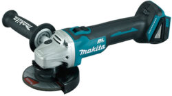 New Makita Brushless Angle Grinders