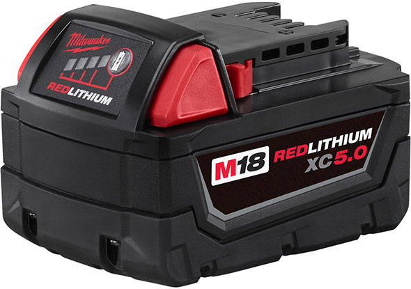 Milwaukee M18 5Ah Battery Pack