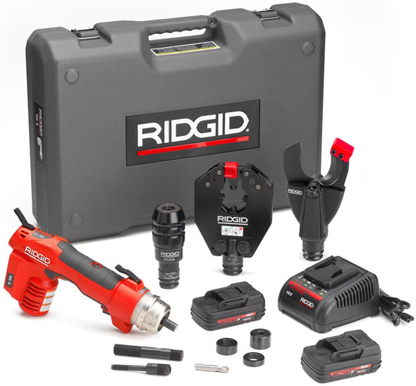Ridgid Cordless RE 6 Electrical Multi-Tool