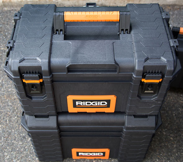 Ridgid Pro Medium Tool Box