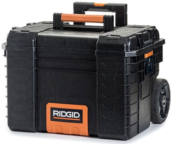 Ridgid Pro Tool Box Cart