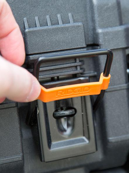 Ridgid Pro Tool Box Latch