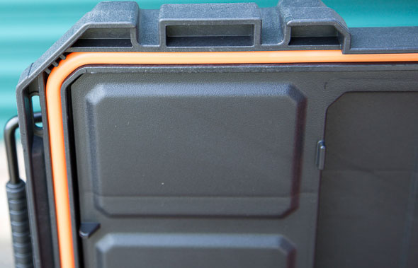 Ridgid Pro Tool Box Organizer Inner Lid