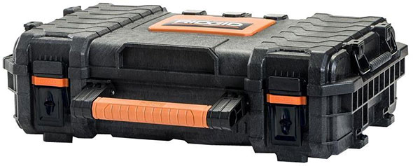 Case Drill Parts : New ridgid pro tool boxes