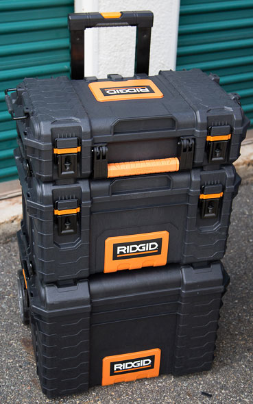 Sweet Savings On A Ridgid Pro Toolbox Combo