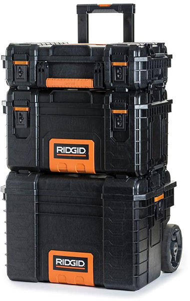 Rigid Stackable Toolboxes Electrician Talk