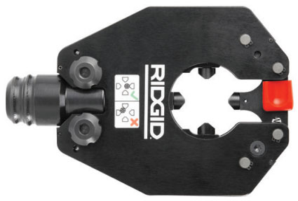 Ridgid RE 6 Crimping Head