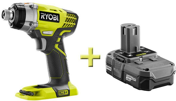 "Ryobi 18V One+ Impact Driver ""Special Buy"" – Could this be a"