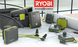 Ryobi Phone Works: Smartphone-Connected Tools
