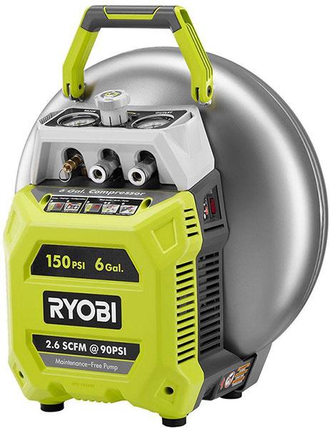 Ryobi Vertical Pancake Air Compressor