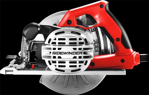 Skil Skilsaw Sidewinder Rear 2014