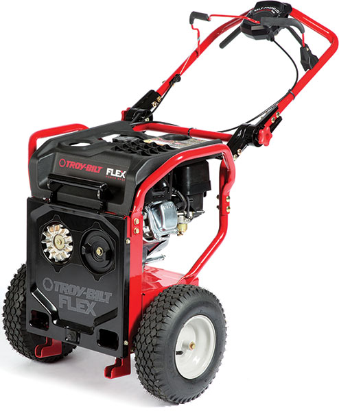 Troy-Bilt FLEX Power Base